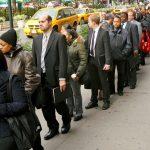 Aïe aïe aïe…. Seul 1 Américain sur 2 a un emploi !