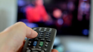 television-telecommande