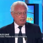 "Charles Gave: ""On va se prendre une énorme claque à long terme mais quelque chose qui sera absolument gigantesque !"""