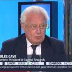"""Charles Gave sur la Grèce """"Quelqu'un qui ne peut pas rembourser ne remboursera pas !"""""""