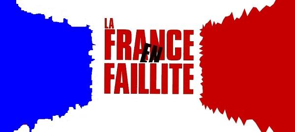 Avec 5 200 milliards de dette, la France est en faillite