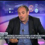 Olivier Delamarche: » Nos politiques n'ont pas de testicules ! «