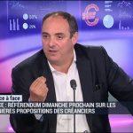 """Olivier Delamarche: """"Ça fait 20 ans qu'on nous dit que demain ça ira mieux !"""""""