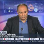 Olivier Delamarche sur BFM Business le Lundi 15 Juin 2015