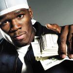 Le rappeur 50 Cent déclare faillite
