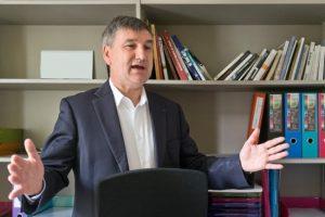 Christophe Guilloteau, le nouveau Président du Conseil départemental du Rhône en fonction depuis le 2 avril 2015.
