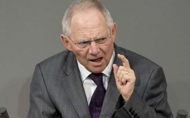 ALERTE: "Wolfgang Schäuble quitte l'Eurogroupe sur un dernier avertissement !"