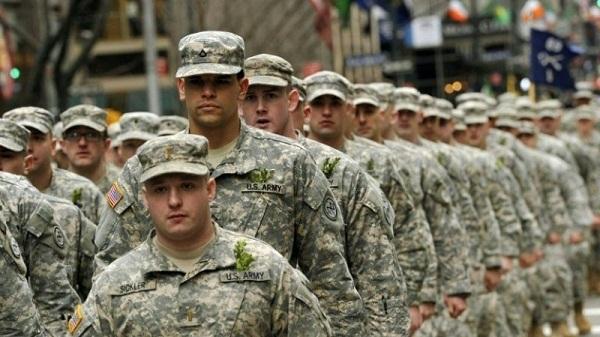 Déploiement américain en Arabie et renforts militaires !
