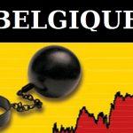 Belgique: la plus forte hausse de ratio de dette publique de la zone euro
