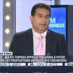 Charles Sannat: Crise grecque: Le référendum est-il la bonne solution ?