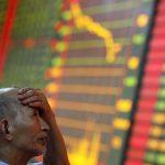 Les Bourses chinoises ferment après une chute de 7%