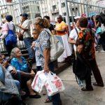 Pénurie au Venezuela: l'économie broie du noir