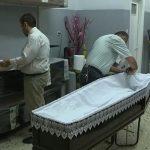 En Grèce, des enterrements à bats coûts !