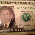 Conférence: Bush a réclamé 100 000 dollars à une association d'anciens combattants blessés