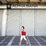 Les dépôts dans les banques grecques baissent pour le deuxième mois consécutif