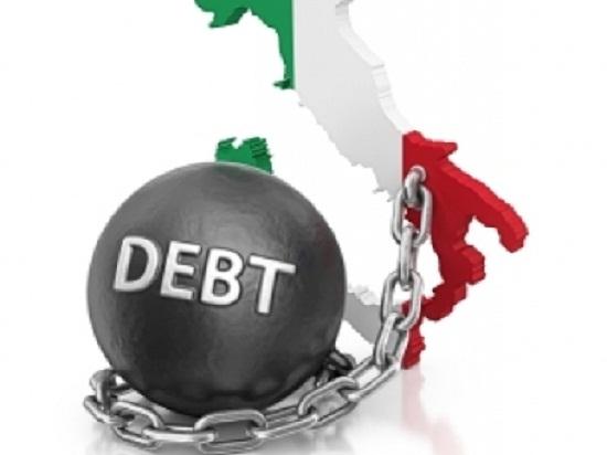 Italie: la dette publique à un nouveau sommet