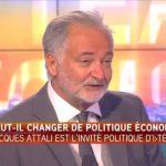 """Jacques Attali: """"nos fonctionnaires sont payés à crédit à partir du 15 septembre !"""""""