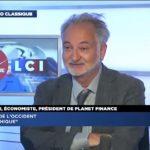 """Jacques Attali: """"Le chômage est à 17% aux Etats-Unis et non de 6%"""""""