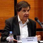Jacques Sapir: colloque: » Sanctions, traité transatlantique, crise de confiance : Quelle nouvelles règles pour le commerce et les relations internationales ?  «