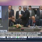 Jacques Sapir sur BFM Business le Mardi 14 Juillet 2015