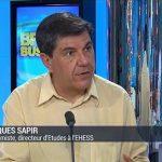 """Jacques Sapir: Grèce: """"il y a un problème fiscal"""""""