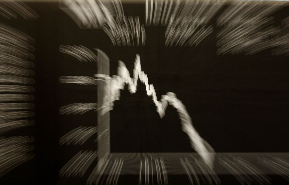 """Charles Sannat: """"un krach boursier similaire à ceux de 1987 et 2007 est possible"""""""
