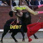 L'Espagne franchit le seuil de 100% de dette publique