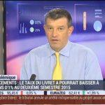 Nicolas Doze: La polémique: Faut-il réellement baisser le taux du livret A ?