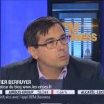 Edition spéciale Grèce: Olivier Berruyer dans les experts sur BFM Business le Lundi 06 Juillet 2015