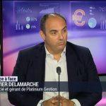 Olivier Delamarche sur BFM Business le Lundi 20 Juillet 2015
