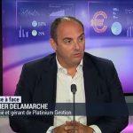 """Olivier Delamarche: Tsipras, un politique """"sans testicules et sans cerveau"""""""