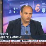 Olivier Delamarche sur BFM Business le Lundi 27 Juillet 2015