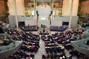 parlement-allemand