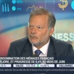 Bilan Hebdo de Philippe Béchade sur BFM Business le Vendredi 31 Juillet 2015