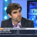 Pierre Sabatier: Pire que la Grèce, la menace chinoise ?
