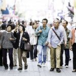 La population japonaise enregistre une chute historique et 25,9 % des japonais ont un âge supérieur à 65 ans