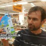 """Crise Agricole: Le coup de sang d'un exploitant laitier contre la marge """"inadmissible"""" des distributeurs"""