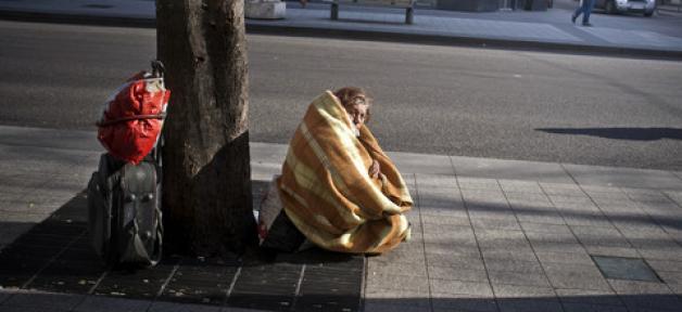 France: Le nombre de sans-abri morts dans la rue a augmenté de 15% en 2018