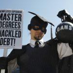 L'insoutenable pesanteur de la dette étudiante aux Etats-Unis