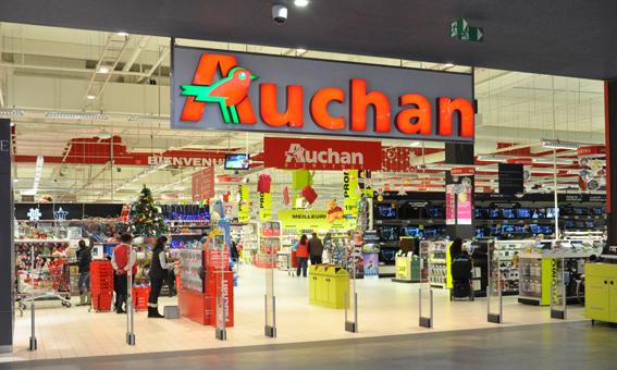 Auchan perd plus d'1 milliard d'€! Pas de dividendes et pas de licenciements !