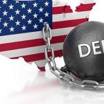 Avec 60 ans de déficit, la dette américaine est passée de 800 milliards $ à 76 000 milliards $