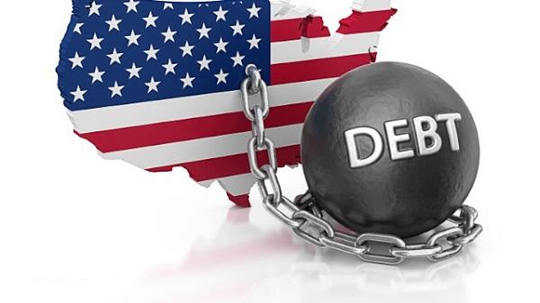 La dette américaine ? Plus de 22 000 milliards de dollars !!