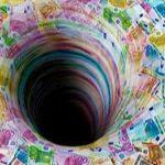 Simone Wapler: Le trou toujours plus profond de la dette noire