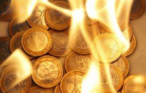 euros-burning