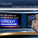 Pourquoi les USA feront faillite s'il y a un Grexit