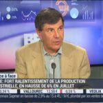 Jacques Sapir sur BFM Business le Mardi 18 Août 2015