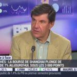 """Jacques Sapir: """" la dépréciation du Yuan a été organisée par le gouvernement chinois """""""