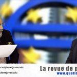 Pierre Jovanovic et Claude Reichman: La revue de presse (Août 2015)