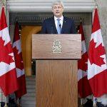 Canada: Récession: le Premier ministre dissout la Chambre des Communes