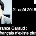 Marie-France Garaud:  l'État français n'existe plus !